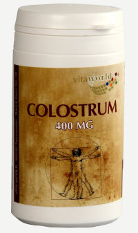 Colostrum 400mg-os kapszula
